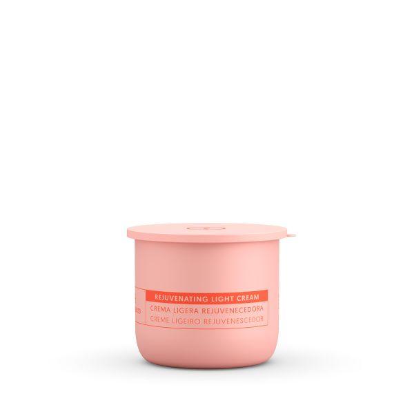 Rejuvenating light cream