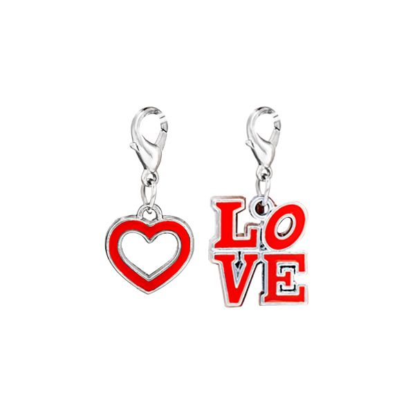 Hanging Charms - Valentin 2018 Limited Edition