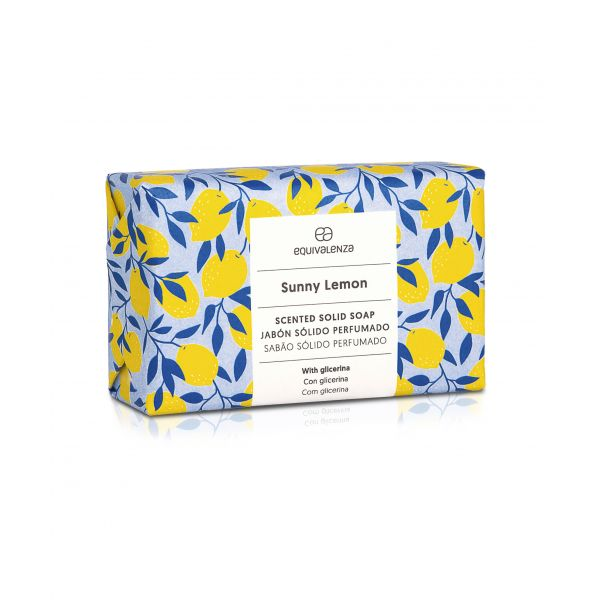 Savon parfumé : Sunny lemon