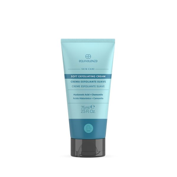 Soft exfoliating cream